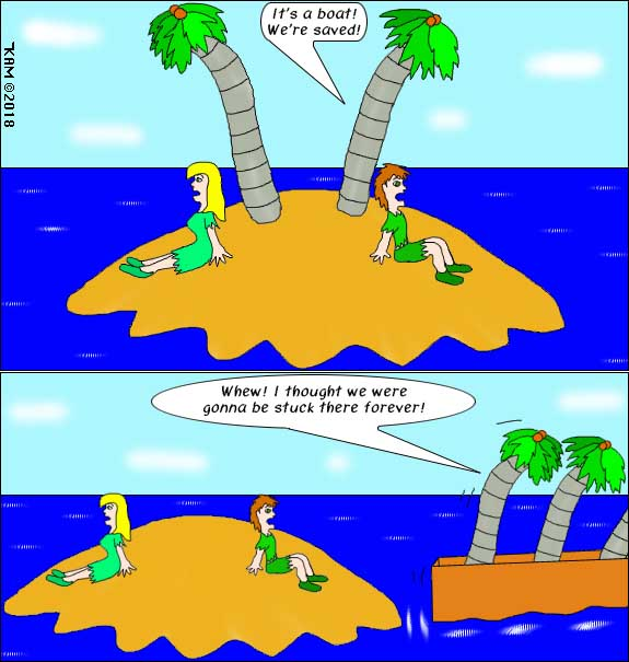 Desert Island 40