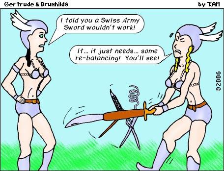 Gertrude & Brunhilda 22