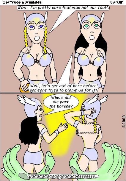 Gertrude & Brunhilda 103