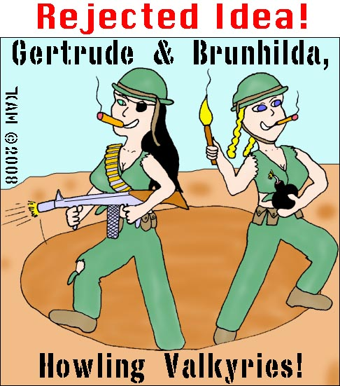 Gertrude & Brunhilda 94