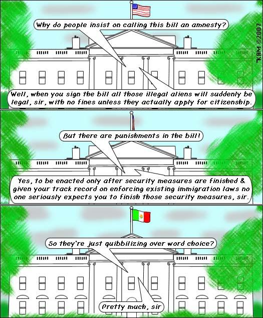 Untitled Political Cartoon 9