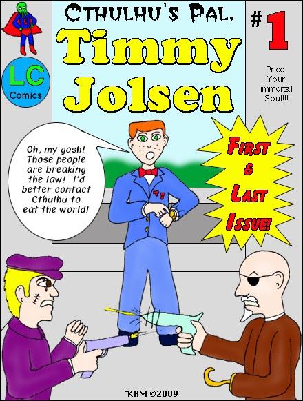 Timmy Jolsen