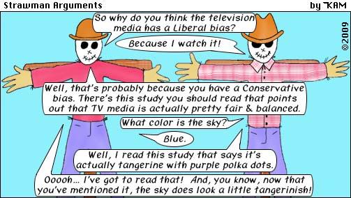 Strawman Arguments 11