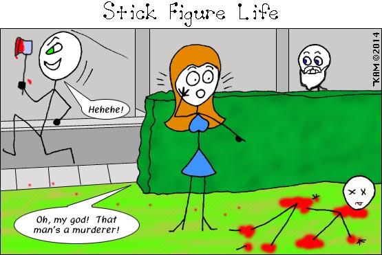 Stick Figure Life 31